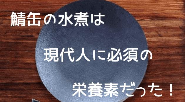 鯖缶の水煮はダイエット目的以上の人体への効果があった!